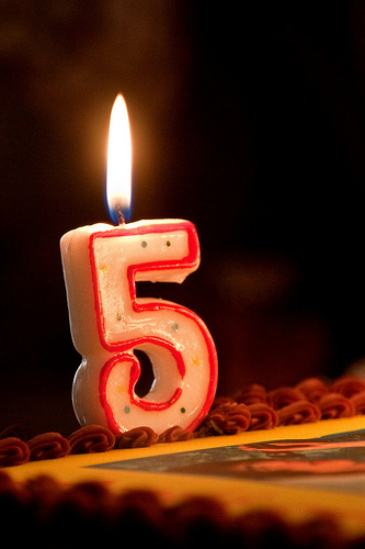 Happy 5th Birthday to the VO-BB forum, from David Houston Voiceovers!